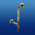 【麗室衛浴】美國 KOHLER 浴缸自動落水頭 K-15995T-CP 鉻色