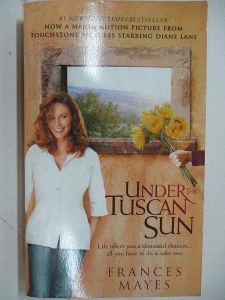 【書寶二手書T1/原文小說_ALP】Under the Tuscan Sun at Home in Italy