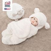 【中秋好康下殺】嬰兒被防驚跳棉質秋冬嬰兒用品寶寶襁褓新生兒睡袋包被抱被包毯