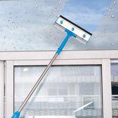 擦窗器 家用雙面伸縮刮水器清潔器玻璃洗窗戶工具家用 BF10776『男神港灣』