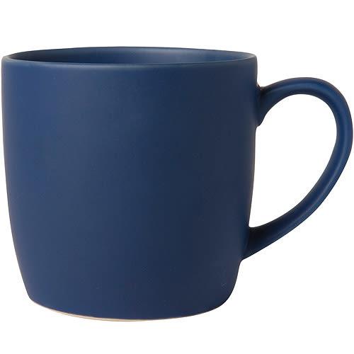 《NOW》質樸馬克杯(深藍)