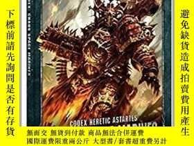 二手書博民逛書店戰錘40K:Warhammer罕見Chaos Space Mar