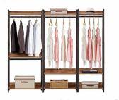 【新北大】✪ B050-3 漢諾瓦7.2尺組合衣櫥 -18購
