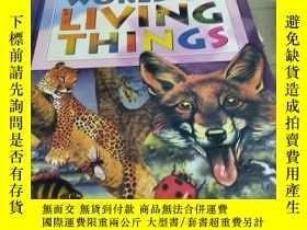 二手書博民逛書店THE罕見AMAZING WORLD OF LIVING THINGSY452422 不祥 Peter Had