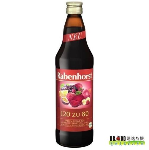 DR.OKO德逸 有機康健120/80綜合果汁 125ml/瓶