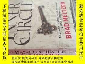 二手書博民逛書店【英文原版】The罕見Inner Circle 抵達內心深處 ( 如圖)Y25633 Brad Meltzer
