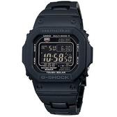 【CASIO】 G-SHOCK 經典進化版複合式設計概念電波錶-黑(GW-M5610BC-1)