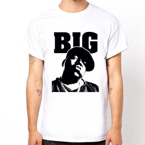 Notorious BIG Biggie短袖T恤-3色 嘻哈rap hip hop Jay Z R&B