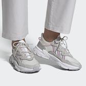 【折後$3780再送贈品】CLASSICK- adidas Ozweego 女鞋 運動 慢跑 老爹 復古 潮流 穿搭 緩震 白粉 EG8729