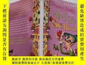 二手書博民逛書店sideways罕見stories from wayside school 路邊學校的故事..Y200392