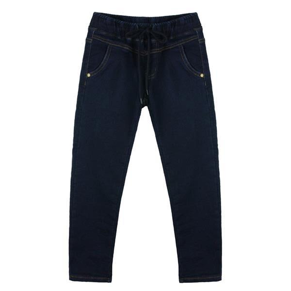 『小鱷魚童裝』簡約牛仔長褲(08號~18號)532654