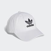 X-adidas Originals TREFOIL CAP  白色 老帽 棒球帽 BR9720