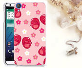 ♥ 俏魔女美人館 ♥ 特價HTC Desire 820 dual {紅鞋*水晶硬殼} 手機殼 手機套 保護殼