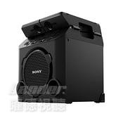 送雙用麥克風 乙組 (即日起-10/31止)【曜德 送後背包】SONY GTK-PG10 戶外無線藍牙喇叭