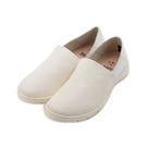 TANGO 素面拼接平底鞋 白 2120 女鞋 鞋全家福