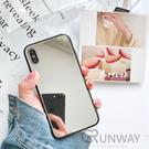 網紅 女神款 鋼化玻璃 鏡面 鏡子 防摔殼 iPhone 12 11 Pro Max XR Xs 7/8 SE2 蘋果 手機殼