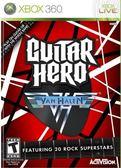 X360 吉他英雄:范海倫合唱團(英文版)