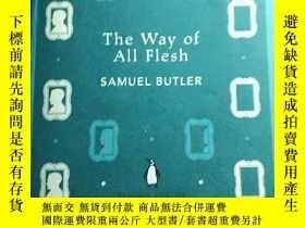二手書博民逛書店The罕見way of all flesh, Samuel Bu