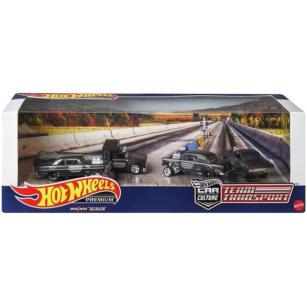 Hot Wheels 風火輪 Premium black hole Gasser 收藏套組 TOYeGO 玩具e哥