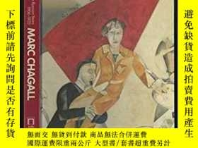 二手書博民逛書店Marc罕見Chagall: The Russian Years