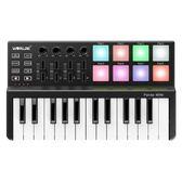PANDAmini25鍵midi鍵盤打擊墊音樂鍵盤編曲鍵盤電音鍵盤igo