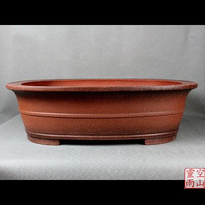 紫砂花盆橢圓形/65公分/大尺寸盆