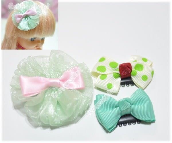 髮夾 手工髮飾 BB夾 小嬰兒 寶寶髮夾 兒童髮飾/瀏海夾/邊夾-髮量少少專用-果漾妮妮【V3382】