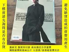 二手書博民逛書店罕見時尚先生2019年7月封面王俊凱Y367923
