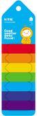 【金玉堂文具】0416X1024-透明標籤-好天氣好心情 金緻 便利貼 便條紙 標籤貼紙