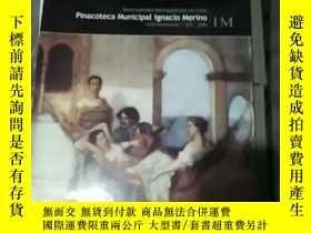 二手書博民逛書店Pinacoteca罕見Municipal Ignacio Me