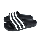 adidas 拖鞋 運動型 戶外 黑/白 男鞋 F35543 no835