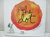 【書寶二手書T9/少年童書_EFY】The Dot_Reynolds, Peter H./ Reynolds, Peter H. (ILT)