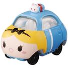 【震撼精品百貨】迪士尼Q版_tsum tsum~迪士尼小汽車 TSUMTSUM 魔境夢遊-愛麗絲(TOP)#85197