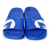 AIR WALK 男鞋 女鞋 拖鞋 橡膠 防水 防滑 耐磨 藍 A755220282