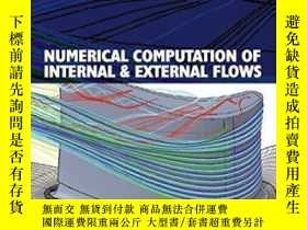 二手書博民逛書店Numerical罕見Computation Of Internal And External Flows: Th