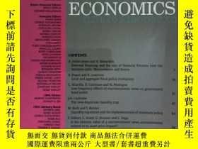 二手書博民逛書店Journal罕見of Monetary Economics 貨