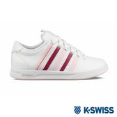 K-SWISS Court Pro S CMF時尚運動鞋-女-白/粉/紅