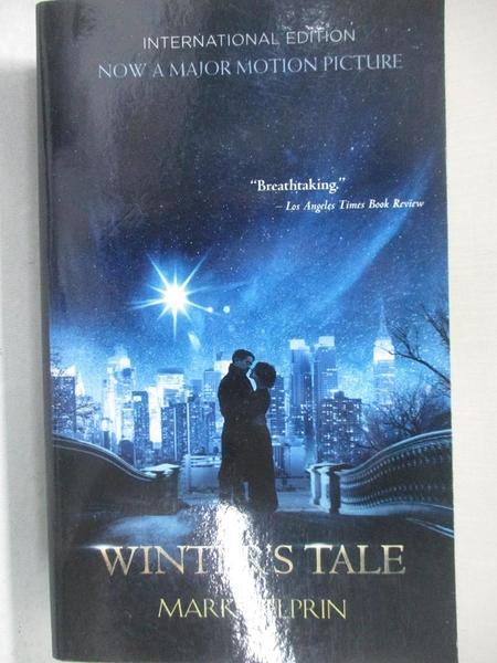 【書寶二手書T1/原文小說_A85】Winter's Tale_Mark Helprin