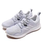 adidas 慢跑鞋 EdgeBOUNCE W 藍 白 膠底 女鞋 運動鞋【PUMP306】 BD7081