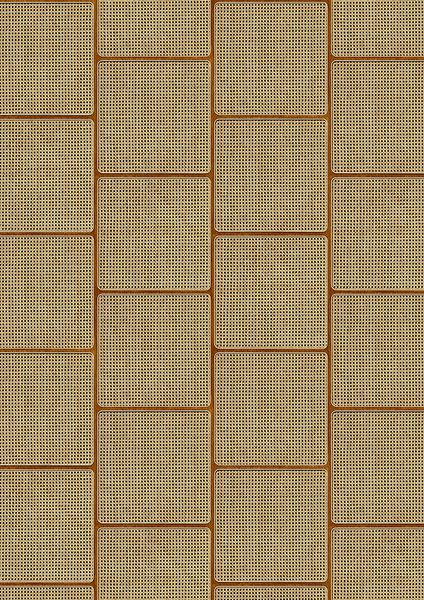 編織紋 藤編織圖案 木紋壁紙 仿真 荷蘭壁紙 5色可選 NLXL CANE WEBBING / VOS-14