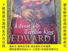 二手書博民逛書店The罕見great and terrible kingY231392 Marc Morris Windmil