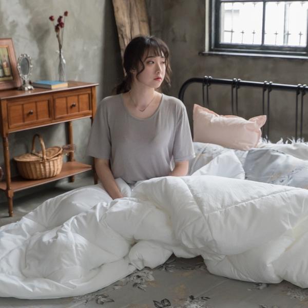 空氣感春秋子母被胎 (7X8尺) 遠東棉手工製 四季被 薄被 台灣製 棉床本舖