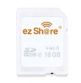 ◎相機專家◎ ezShare 易享派 WiFi SD卡 16G SDHC class 10 無線 記憶卡 公司貨