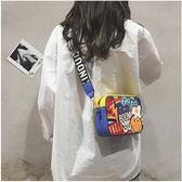 夏天小包包女2019新款韓版百搭時尚超火寬頻個性斜挎小方包