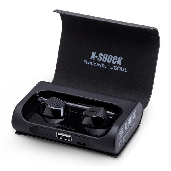 【SOUL】X-SHOCK 真無線運動型耳機