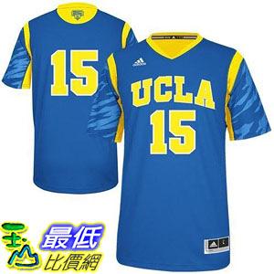 [美國直購] adidas UCLA Bruins Limited Edition #15 Swingman Jersey - True Blue 運動服