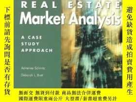 二手書博民逛書店Real罕見Estate Market AnalysisY256260 Schmitz, Adrienne