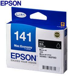 EPSON 原廠墨水匣T141150黑
