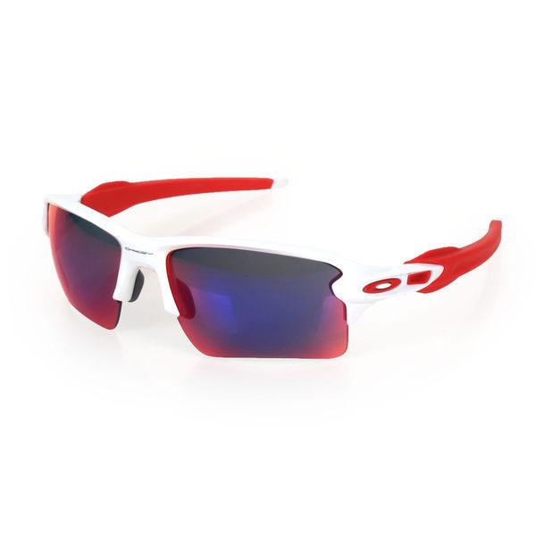 OAKLEY FLAK 2.0 XL 太陽眼鏡 (免運 附硬盒鼻墊 慢跑 路跑 單車≡威達運動≡