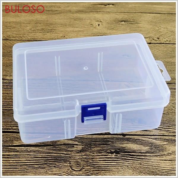 《不囉唆》6格無插片透明收納盒 塑膠盒/小物盒/收納盒(不挑色/款)【A428250】